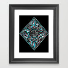 New Paths Framed Art Print