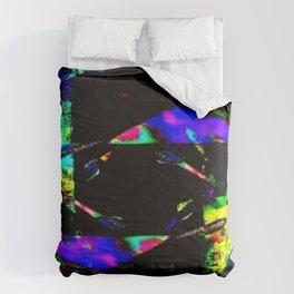 feedback pinwheel Comforters