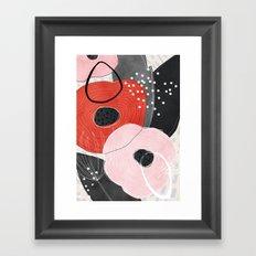 Eris Framed Art Print