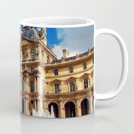 The Louvre museum Coffee Mug