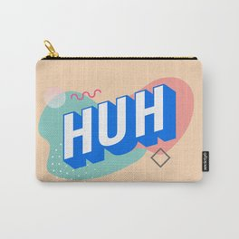 HUH Carry-All Pouch