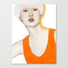 Close Up 15 Canvas Print