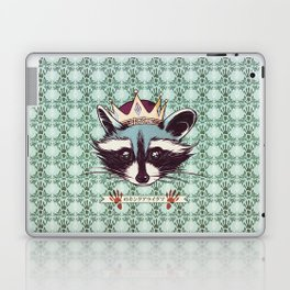 King Racoon · Ver.2 Laptop & iPad Skin