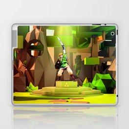 skyward sword zelda Laptop & iPad Skin
