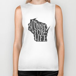 Sconnie for Life Biker Tank