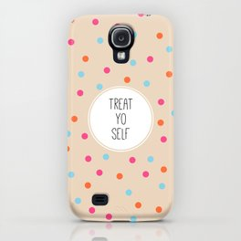 Treat Yo Self II iPhone Case