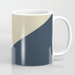 bandana || camou & coral Coffee Mug