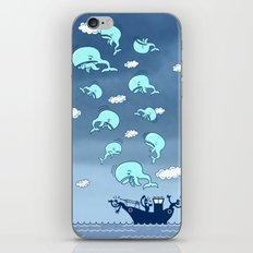 Where Have the Whales Gone? iPhone & iPod Skin