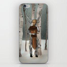 January iPhone Skin