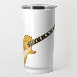 Golden Top Blues Travel Mug