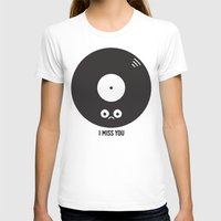 record T-shirts featuring For the Record by David Olenick