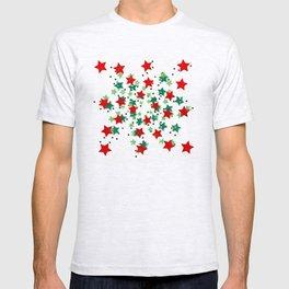 5 Colors Composition (#2) T-shirt