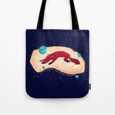 :::Space Fox::: Tote Bag
