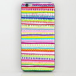 Summer Anxiety iPhone Skin