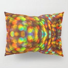 Rainbow  Iridescent Shimmer Pillow Sham