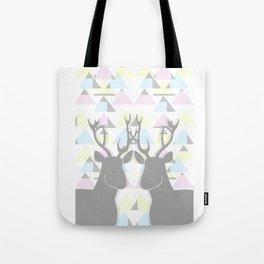 Double oh deer! Tote Bag
