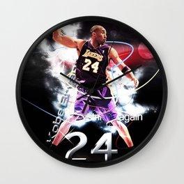 KobeBryant the Legend Wall Clock