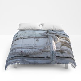 Rope Swag Comforters