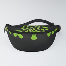 ClimateStrike Climate Change Environment EarthDay Fanny Pack