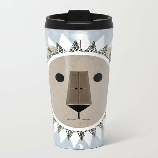 The Lion, the Witch and the Wardrobe Metal Travel Mug