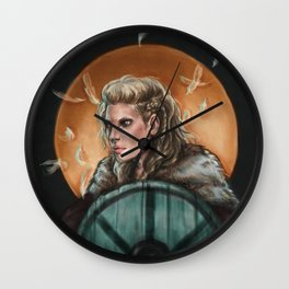 Lagathra Wall Clock