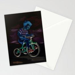 Trike (invert) Stationery Cards