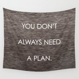 Plan Wall Tapestry