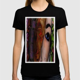 Complications of essentiality T-shirt