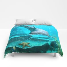 Dolphin Comforters