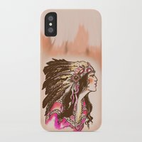 oklahoma iPhone & iPod Cases featuring Oklahoma  by Hollyce Jeffriess Designs