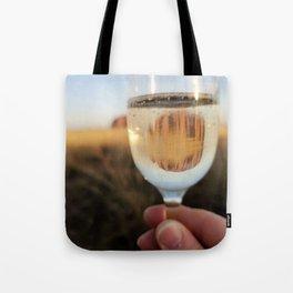 Cheers to Uluru Tote Bag