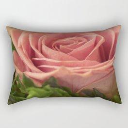 Rose for my wife Rectangular Pillow