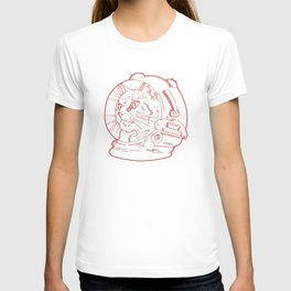 Space Kitty Cat. T-shirt