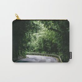 Driving the Hana Highway Carry-All Pouch