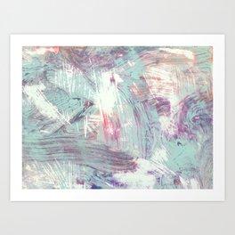 Weathered Rhythms Art Print