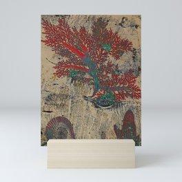 Red Coral Mini Art Print