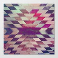 prism Canvas Prints featuring Prism by Ashley Keeley