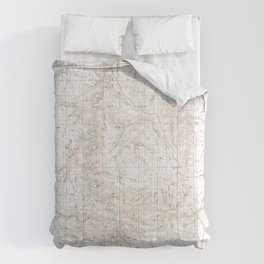 OR Condon 283065 1981 topographic map Comforters