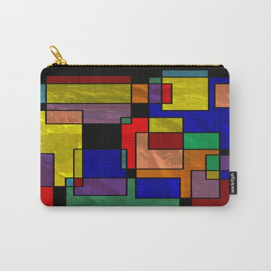 Abstract #316 Carry-All Pouch