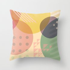 Mild II Throw Pillow
