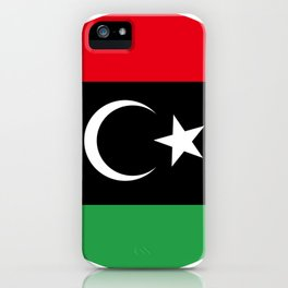 Free Libyan Air Force iPhone Case