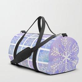 Winter Window Duffle Bag