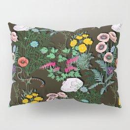 papaveraceae black Pillow Sham