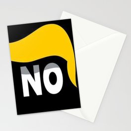 NO DONALD J TRUMP Stationery Cards