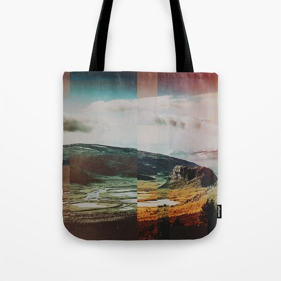 Fractions A97 Tote Bag