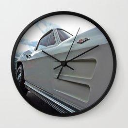 1964 Chevrolet Corvette Stingray Wall Clock
