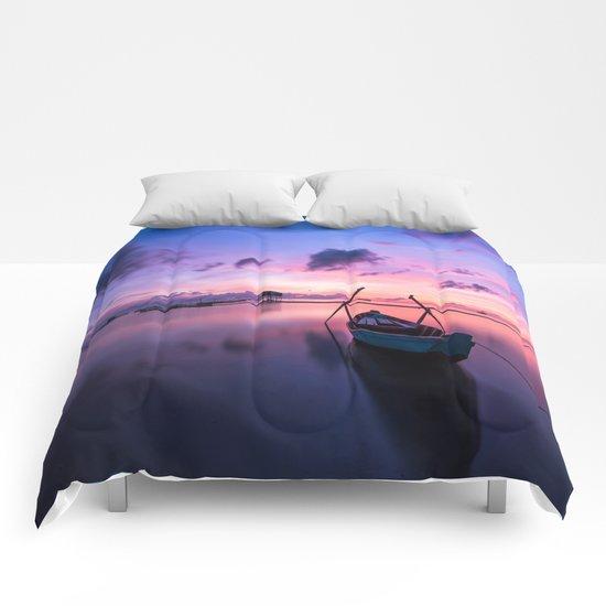 Burning inside 2 Comforters