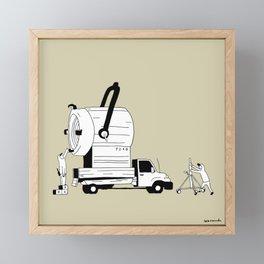 Arrimaximum 240kw Framed Mini Art Print