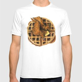 Chicken and Waffles T-shirt