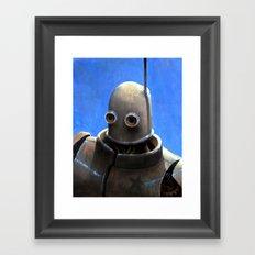 GR-1 Framed Art Print